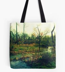 Tree Scenery  Tote Bag