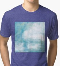 The Clouds in the Sky Tri-blend T-Shirt