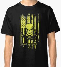 Guns And Skull Classic T-Shirt