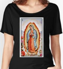 La Virgen Women's Relaxed Fit T-Shirt