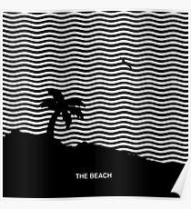 The neighborhood the Beach Poster