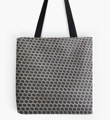 Hexagon mesh 2 - positive Tote Bag