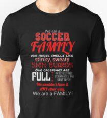 Soccer Family Unisex T-Shirt