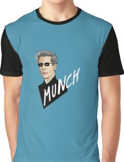 """Munch"" Graphic T-Shirt"