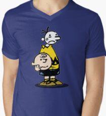 Wimpy Chuck Men's V-Neck T-Shirt