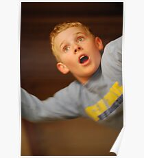 Falling Boy Poster