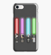 Star Wars - All Light Savers  iPhone Case/Skin