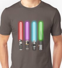 Star Wars - All Light Savers  Unisex T-Shirt