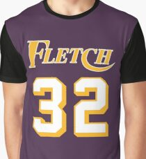 Chevy Chase Fletch 32 Graphic T-Shirt