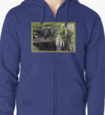 The Wisteria Arbor in the Garden T-Shirt