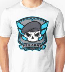 iamfallfromgrace - FFG Army Slim Fit T-Shirt
