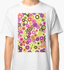 Hand drawn pattern - Circles 1 Classic T-Shirt