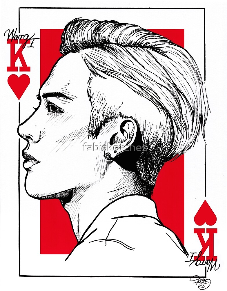 Jackson Wang - Got7 - Mad by fabisketches