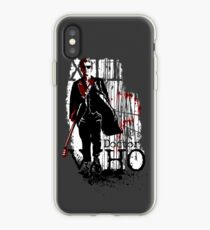 WHO iPhone Case