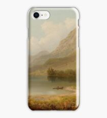 RUSSELL SMITH (American, ) The Old Man's Basin, Franconia Notch, New Hampshire,  iPhone Case/Skin