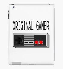 Original Gamer iPad Case/Skin