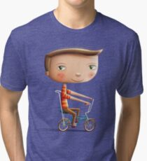 Malvern Star Tri-blend T-Shirt