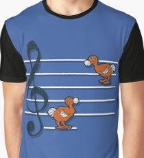 Octave dodos Graphic T-Shirt