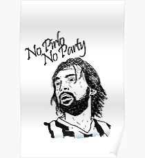 No Pirlo, No Party... Poster