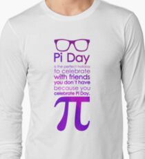 pi day 2 Long Sleeve T-Shirt