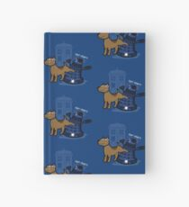 Doctor Wuff Hardcover Journal