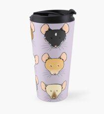 Ratty Faces Travel Mug