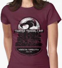 Thundera Training Camp Womens Fitted T-Shirt