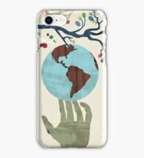 Global Issue 02 iPhone Case/Skin