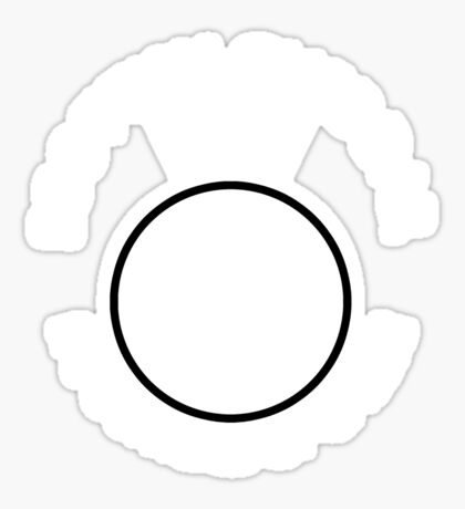 Scottish Cheddar: White Sticker