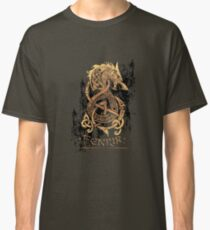 Fenrir: The Nordic Monster Wolf Classic T-Shirt