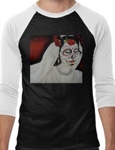 Bride of Death Men's Baseball ¾ T-Shirt