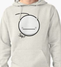 Cryaotic Sup Guy Pullover Hoodie