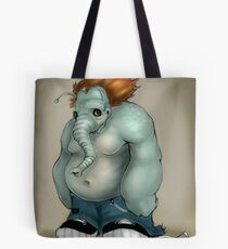 Elefant'e Tote Bag