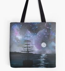 Neverland at Night 2 Tote Bag
