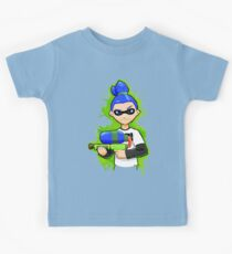 Splatoon Inkling Boy Kids Clothes