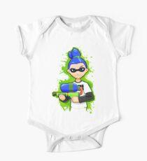 Splatoon Inkling Boy Kids Clothes