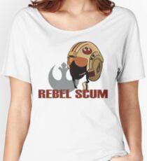 Rebel Scum Women's Relaxed Fit T-Shirt
