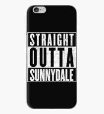 Sunnydale Represent! iPhone Case