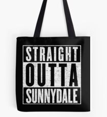 Sunnydale Represent! Tote Bag
