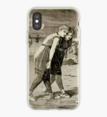 Winslow Homer, THE BATHERS iPhone Case