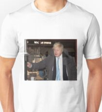 Boris Johnson, Mayor of London  Unisex T-Shirt