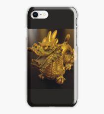 Tiny Feng Shui Dragon iPhone Case/Skin