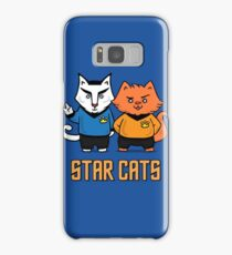 Star Cats Samsung Galaxy Case/Skin