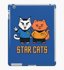 Star Cats iPad Case/Skin