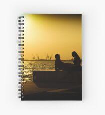 Only love. Spiral Notebook
