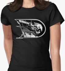 Danny Phantom: Protector Women's Fitted T-Shirt