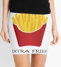 Exercise - Extra Fries? Mini Skirt