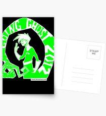 Danny Phantom: Gothic Postcards
