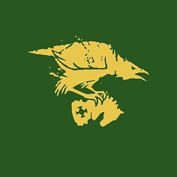 The Rooks logo mechandise by Koareck