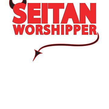 Seitan Worshipper v2 by beaneatsgreens